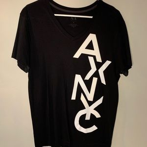 Men's Armani Exchange v-neck T-Shirt